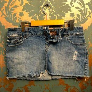 Cute denim skirt! Size 9 garage